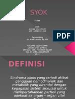 Skillab Syok Asti