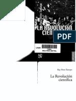 Perez Tamayo Ruy La Revolucion Cientifica Faltan Paginas 226 y 227