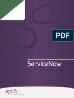 Aptris ServiceNow eBook