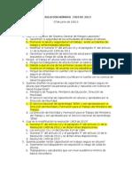 Evaluacion-resolución 1903 de 2013