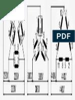 Conexión de Motor de 12 Terminales