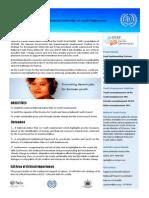 snap factsheet