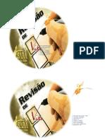 Gabarito Etiqueta p CD