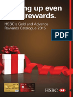 Gold Advance Catalog