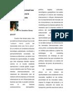 Marketing Internacional Una Ventana Hacia La Globalizacion Geraldine Gomez