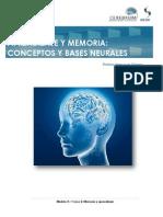 Capitulo 1 Aprendizaje y Memoria