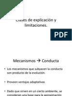 1.-Clases de Explicación