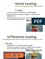 Differnetial Leveling