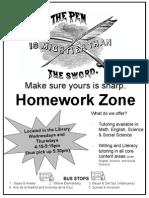 homework zone