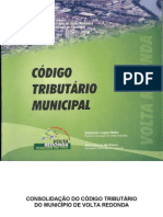 Código Tributário do Município de Volta Redonda