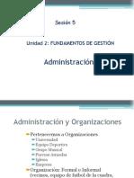 Fundamentos Empresariales I _ Sesión 5
