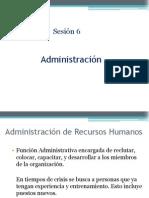 Fundamentos Empresariales I _ Sesión 6