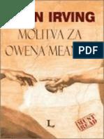 John Irving - Molitva Za Owena Meanyja