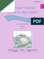 webquest super trawler final