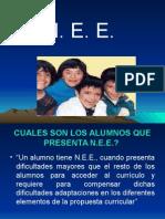 (4) Alumnos Nee
