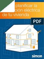 Planificar Instalación Eléctrica Vivienda