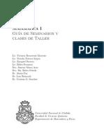 Matemática I Guia-2015