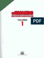 comandos tecnicas de combate y supervivencia vol. 1