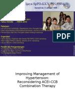Improving Management of Hypertension
