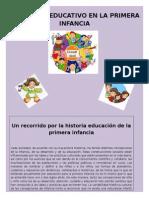 Curriculo Educativo en La Primera Infancia