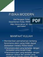 p13 0809 Fisika Modern