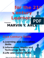 Jobs for the 21st Century Learners