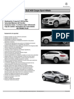 GLE 400 Coupe Sport