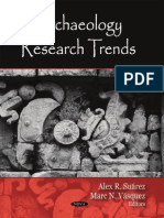 Archaeology Research Trends (Suárez & Vásquez eds.)