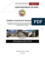 VOLUMEN 1 RESUMEN EJECUTIVO Pip Iei Grau Apurimac Final 1
