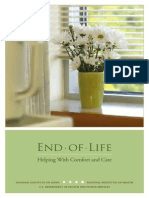 #End of Life - Helping With Comfort and Care (NIH)