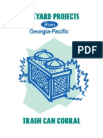 Trash Can Corral