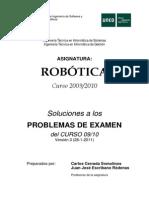 Soluciones Exam 2009 2010