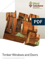 Design Guide 10. Windows and Doors .Forest and Wood Products Australia