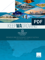 Keep WA Growing Report