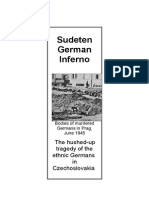 Sudeten German Inferno