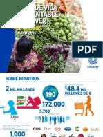 Plan de Vida Sustentable Unilever a 4 Anos Tcm155 429970