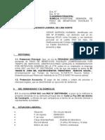 Analisis y Comentario Expedientes Nºs 00009 Impreso