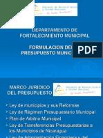 Presupuesto Municipal1