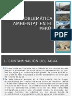problemática ambiental en el peru
