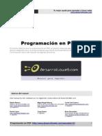 Manual Programacion Php