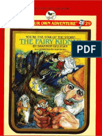 The Fairy Kidnap-Choose Your Own Adventure 29