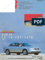 Manual Electricidad Audi a4 Tdi