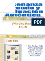 Ensenanza Situada- Evaluacion Autenmtica090224182138-Phpapp02
