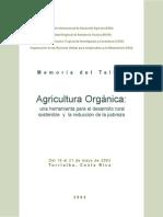 Agri Orgánica Herramienta Para El Desarrollo Rural