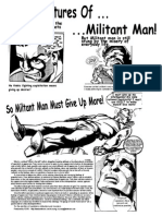 The Adventures of Militant Man
