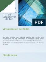 Tecnologías de Virtualización de Dispositivos de Red
