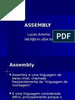 Assembly Aula 1