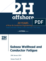 6803456e0465fa81569ea979e74d6e48 2014 AADE Riser Meeting Subsea Wellhead and Conductor Fatigue