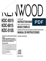 manual kdcx615