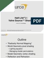 Half-Life2 Shading